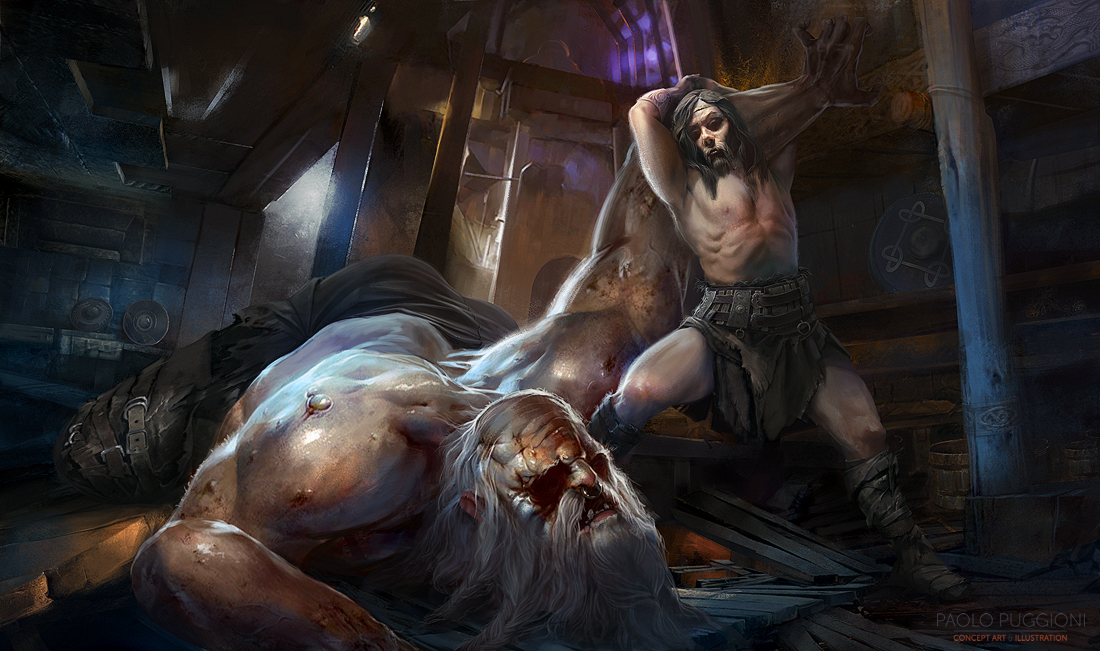 the battle between grindal and beowulf You see, i never knew which of us, in that last, horrific fight, had actually cast the   is also similar to the mythic monster grendel who was defeated by beowulf.