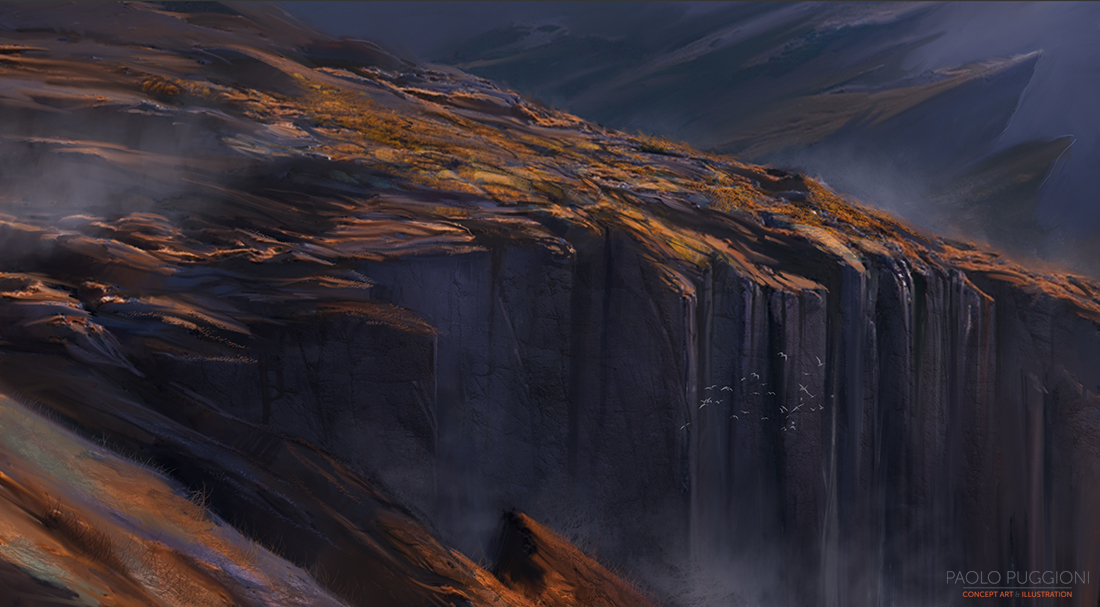 ENVIRONMENTS - Paolo Puggioni - Concept Art & Illustration ...