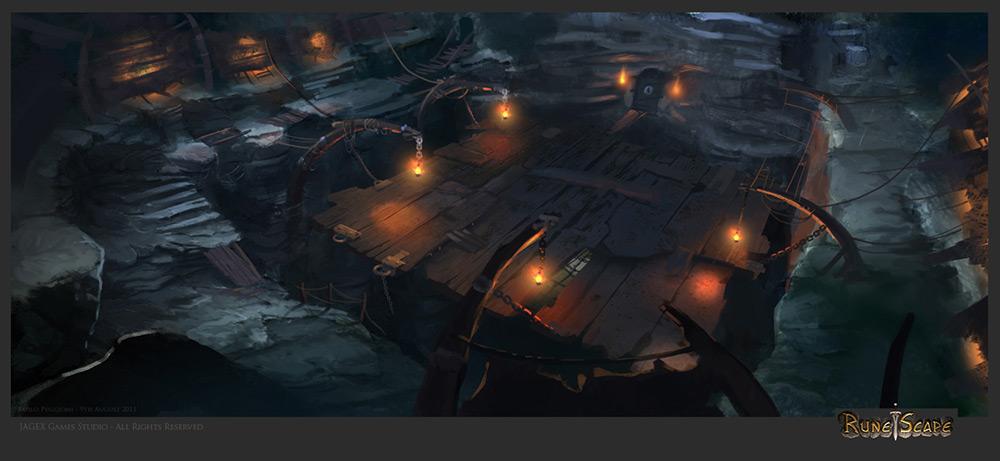 [RoD] Les Titans au Dark Side Club Underground-Arena